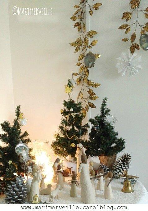 crèche de Noël Marimerveille 2016