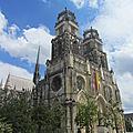 Cathédrale ste croix d'orléans