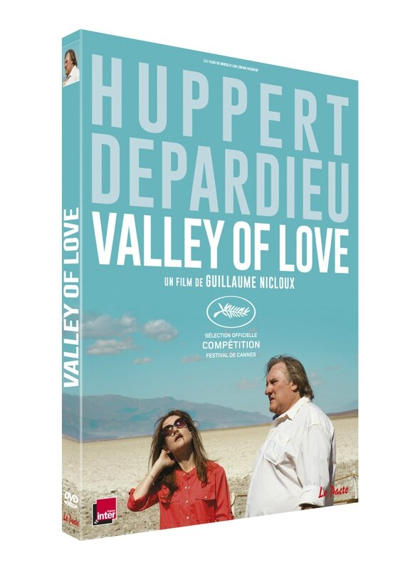 Valley of Love - 3D DVD - def