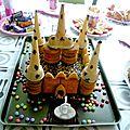 Le gâteau princesse (pour une jolie princesse)