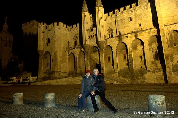 Avignon by nigth 105