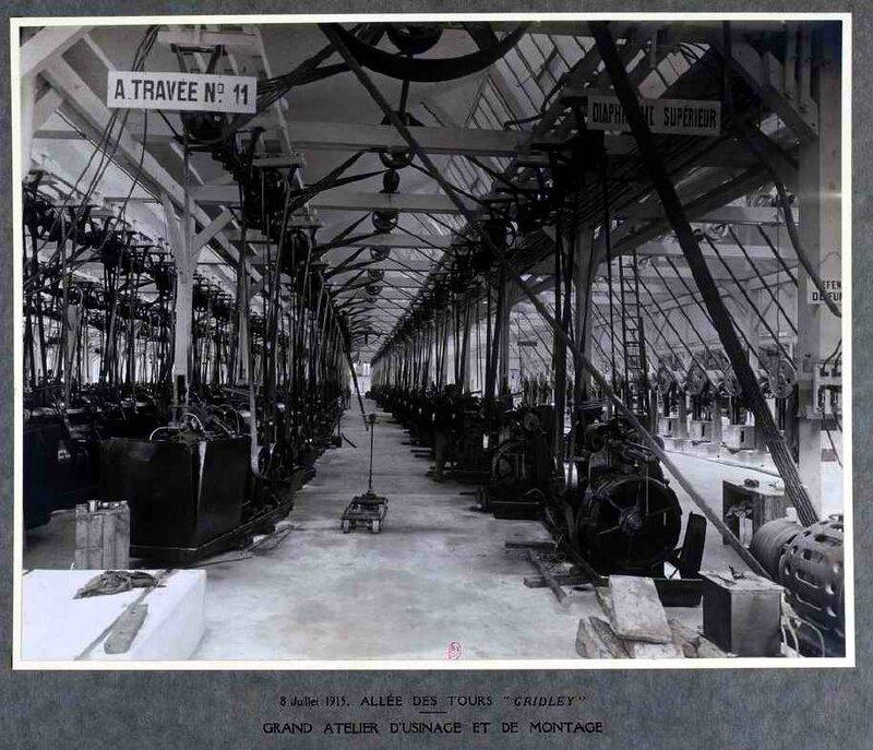 Citroen usine de guerre1