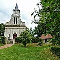 l'église de Neulettes