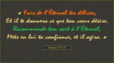 Fais de l-Eternel tes delices(13)