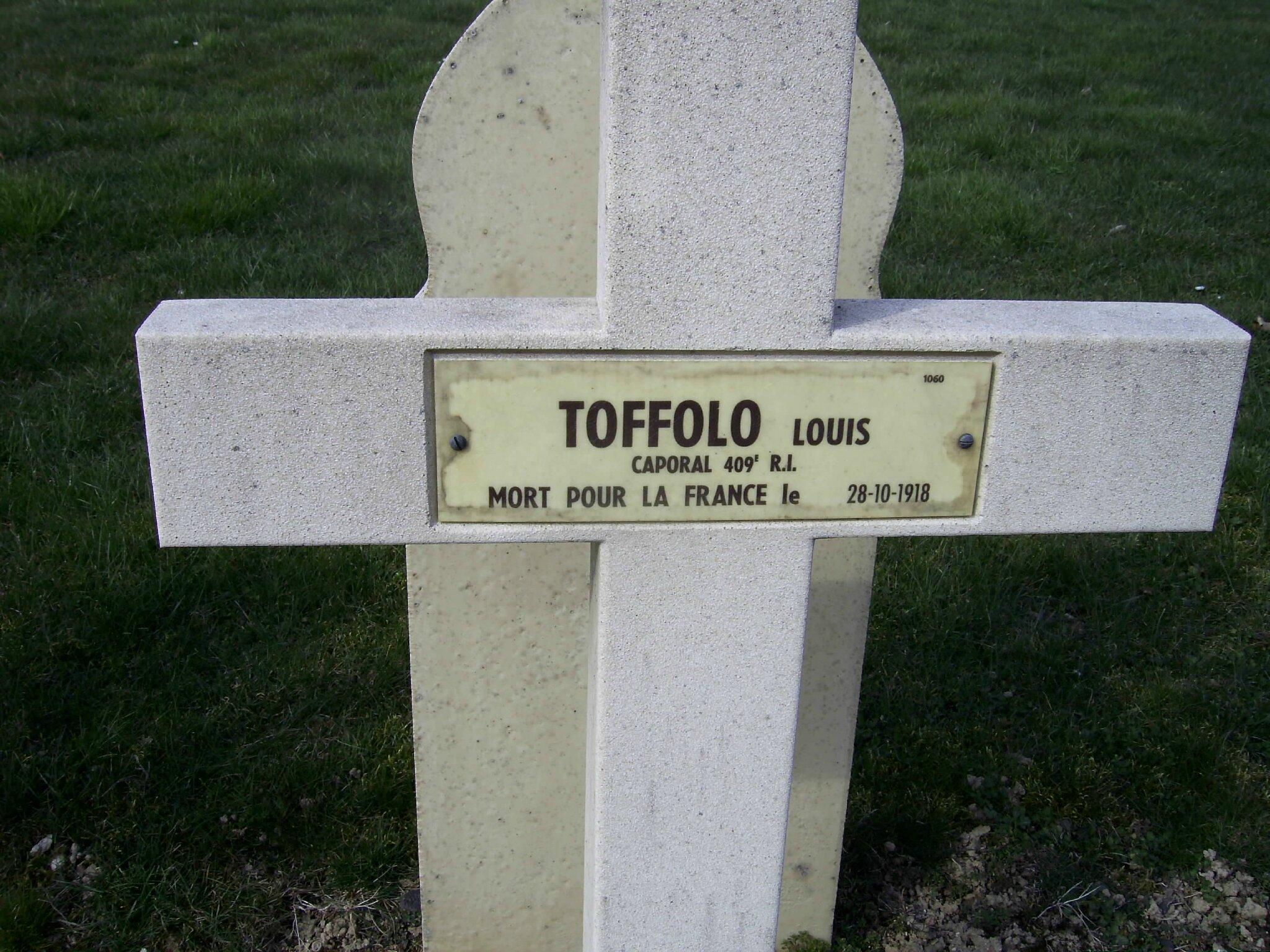 TOFFOLO Louis