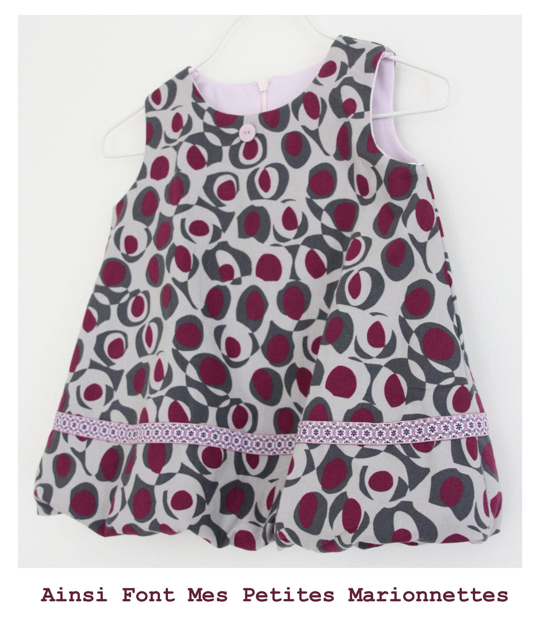 robe boule bebe bene 1