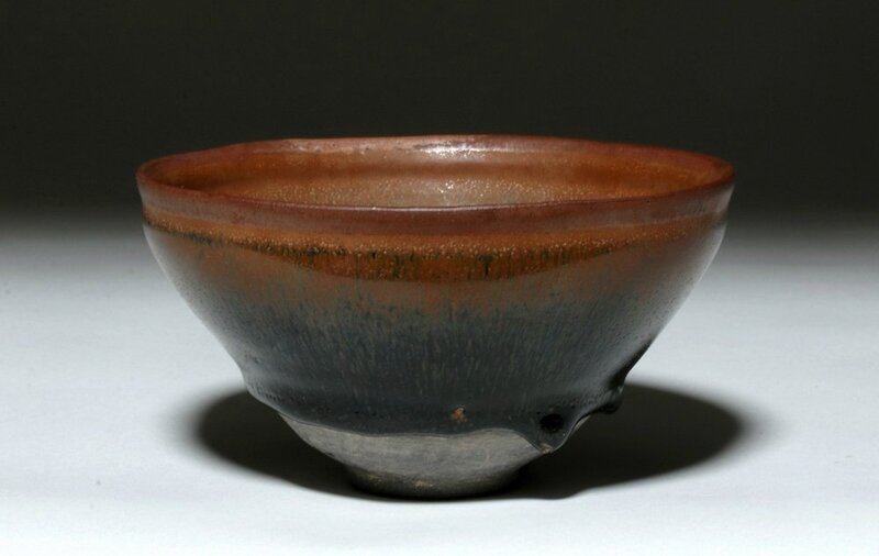 Jianyao Hare's Fur Tea Bowl, Song Dynasty