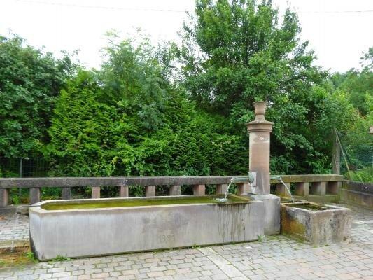Fontaine Céleste Marmoutier