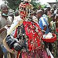 La grande ceremonie egoun goun chez dah amangnon