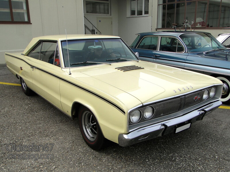 Dodge Coronet RT hardtop coupe-1967-01