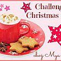 Challenge christmas time