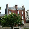 Rue Frederic Sauvage. Quartier du perrey.