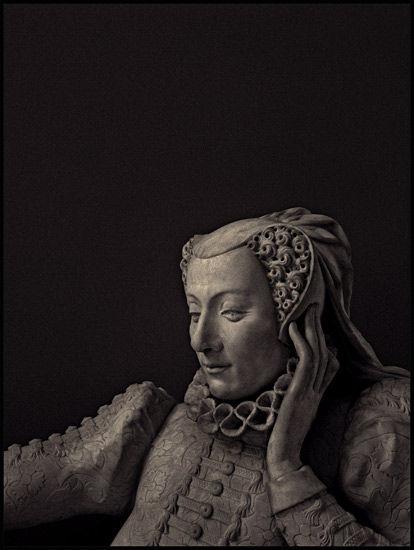 La femme du Cardinal