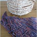 Oaklet shawl