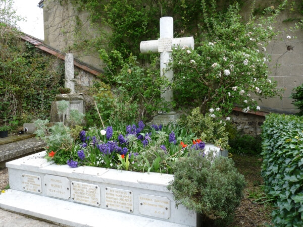 27620 - Giverny - cimetiere 1