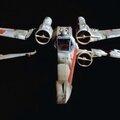 X wing scratchbuild 1:20 prop