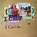 [ 1ère crop ] - sketch#333 just create and scrap