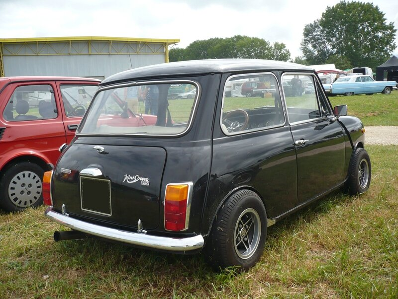 INNOCENTI Mini Cooper 1300 Madine (2)