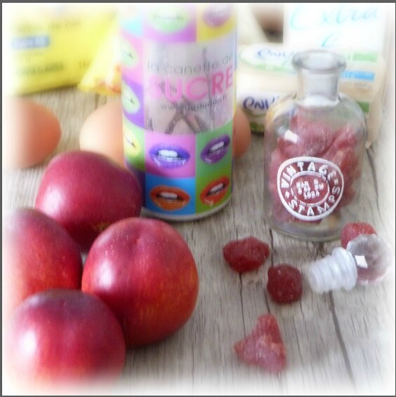 moelleux nectarines