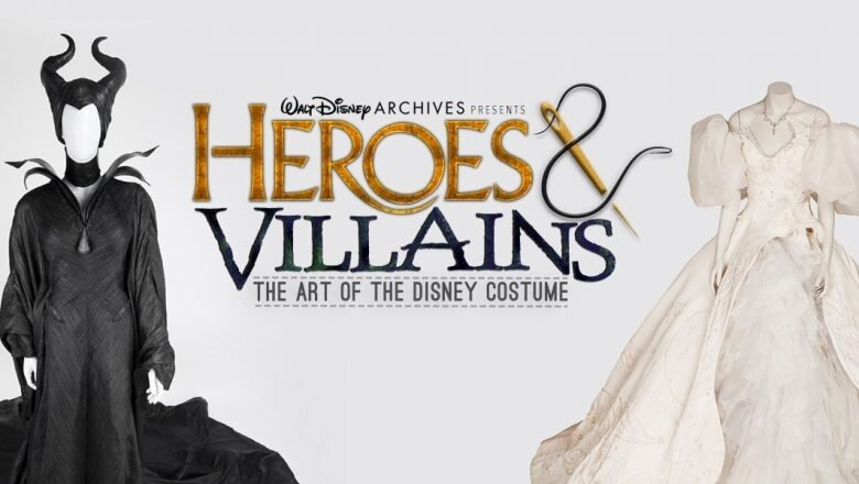 Heroes & Villains : The Art of Disney Costume