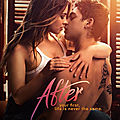 Nouvelle affiche du film after