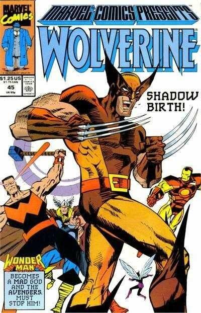 marvel comics presents 045