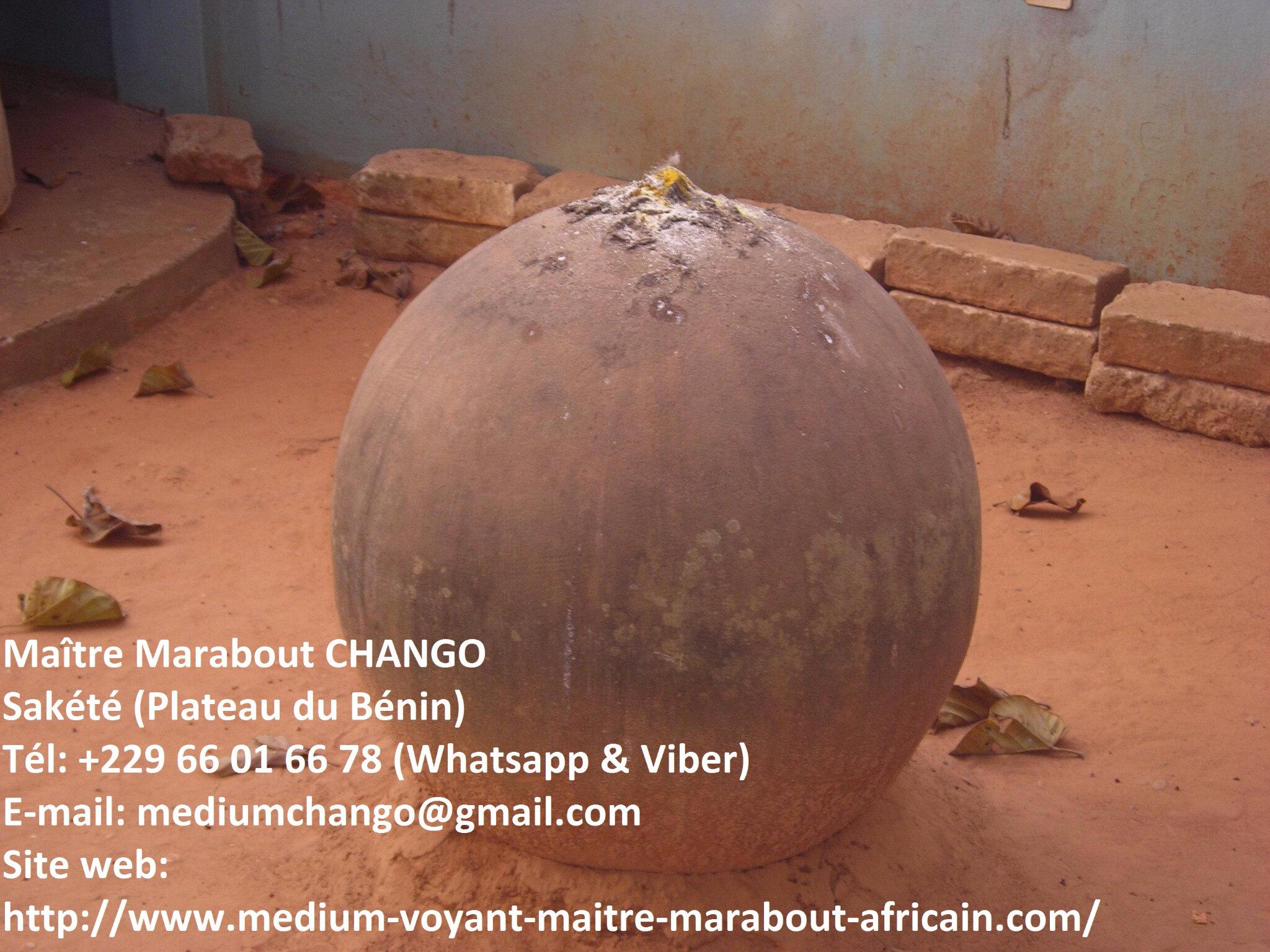 CANARI ATOUMGBLE (POUR AVOIR LA FORCE MYSTIQUE) DU MAITRE MARABOUT CHANGO