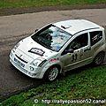 Rallye des vallées /26-27 août 2011