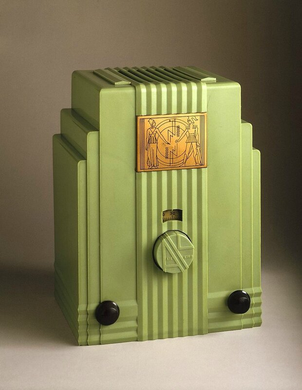 John_Gordon_Rideout__Radio,_1930-1933