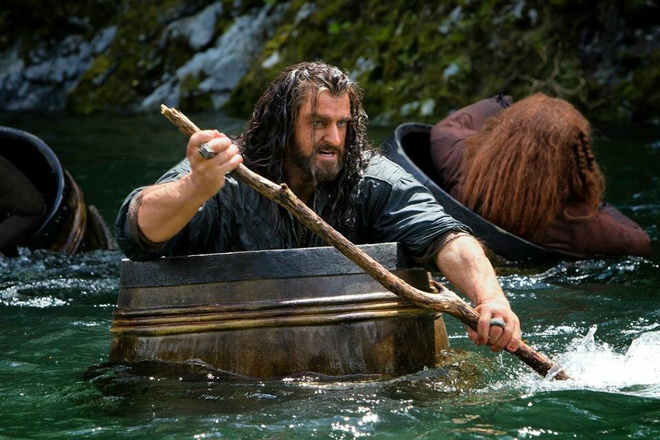 Thorin The HObbit The Desolation of Smaug