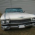 Cadillac coupé deville 1959