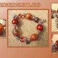 bracelet_perle_huile_vitrail_verre_tons_bruns
