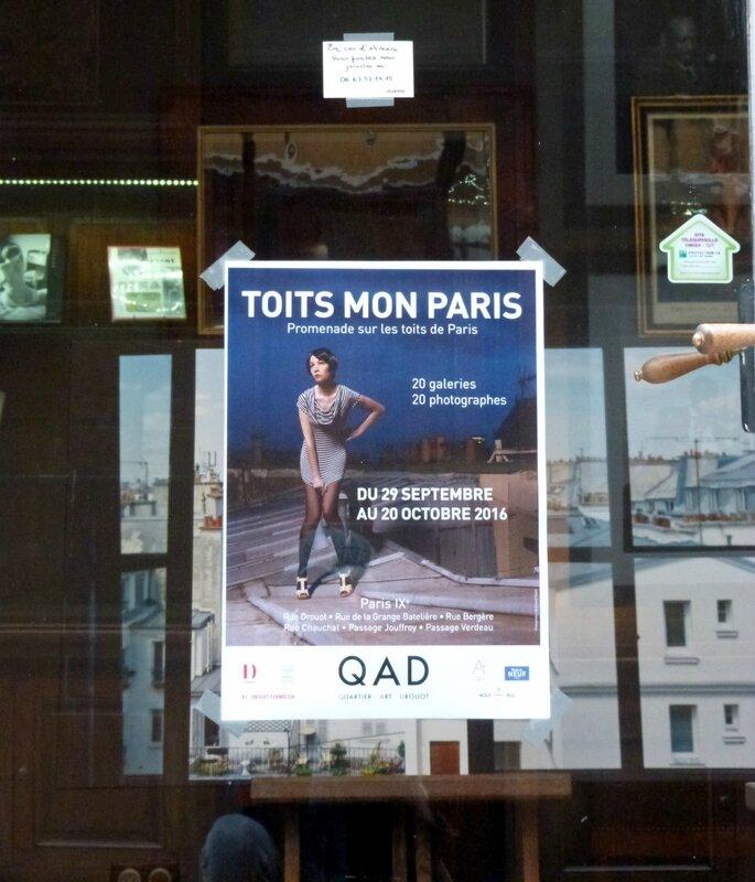 Toits mon Paris