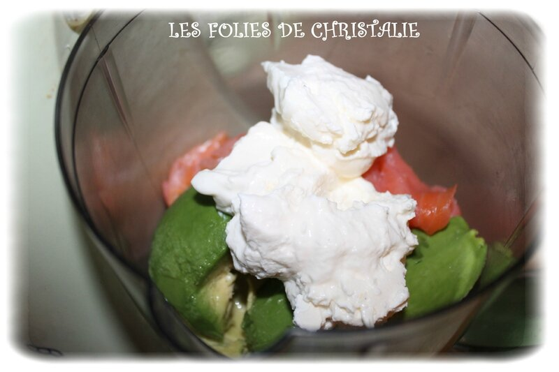 Verrine avocat saumon 1