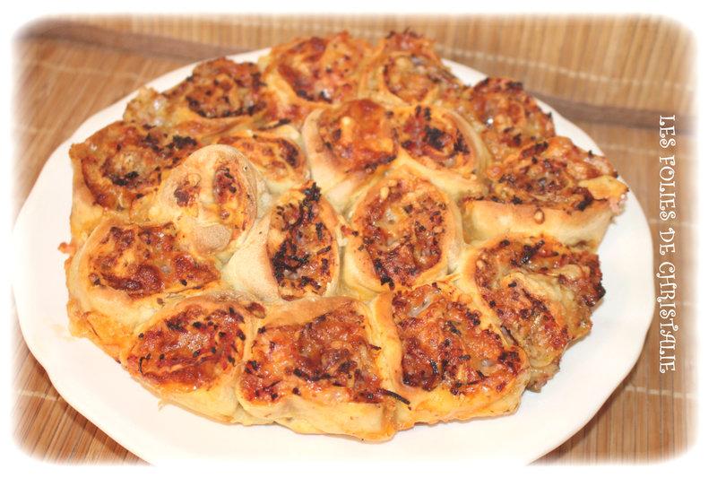 Pizza rolls maïs 8