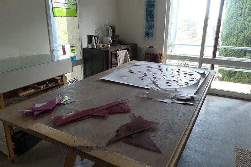 calibrage-vitrail-clotilde gontel