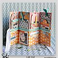 mini tag Maé - collection So'leil levant- ouvert - claire scrapathome - sokai