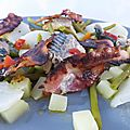Salade terre-mer
