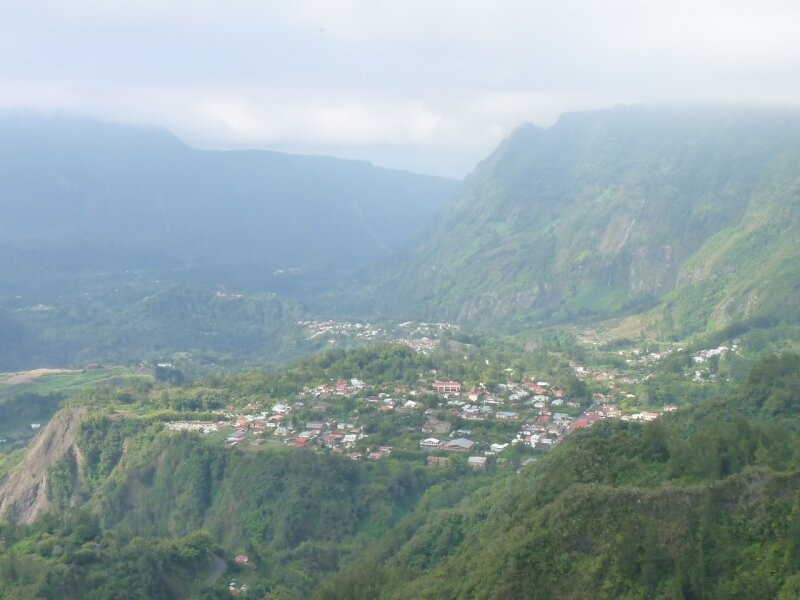 vue sur hell bourg