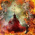 Femme mystérieuse vu par minouchapassion