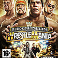 Wwe legends of wrestlemania - jeu video giga france (playstation 3 / xbox 360)