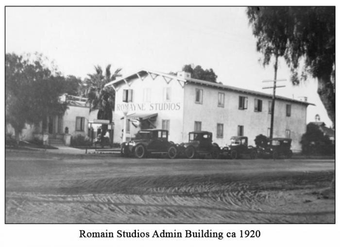 ROMAYNE studios - Culver City