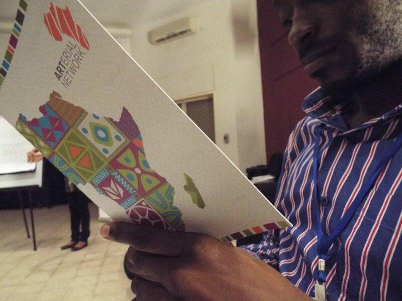 Atelier ARTWATCH AFRICA -KIN 2014 (30)