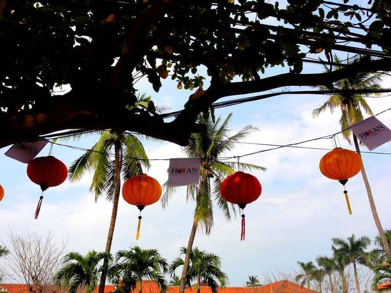 HOI AN, charmante petite ville du Vietnam