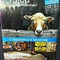 « corsica, una terra di l'eccellenza » - marché central et halle aux poissons - ajaccio
