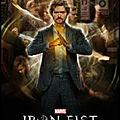 Série - marvel's iron fist - saison 1 (2/5)