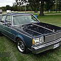 Buick century 4door sedan-1981