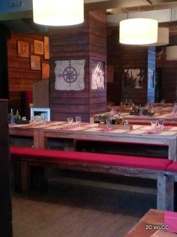 Les Pirates - Restaurant Berlin