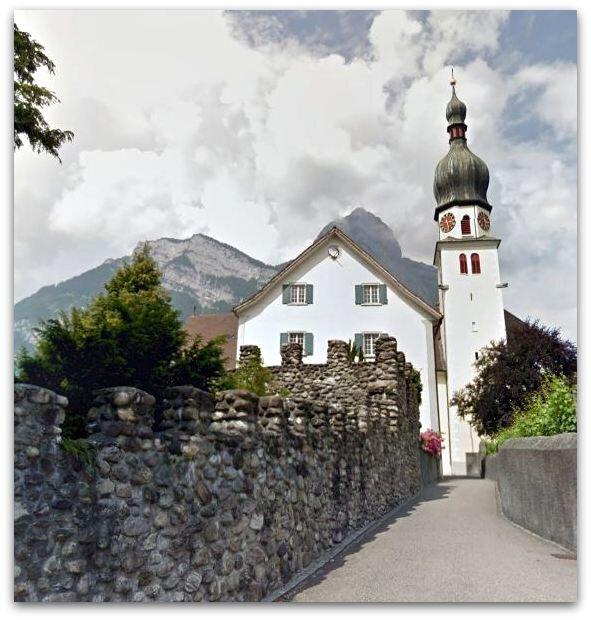 ackermann église Mels Suisse z