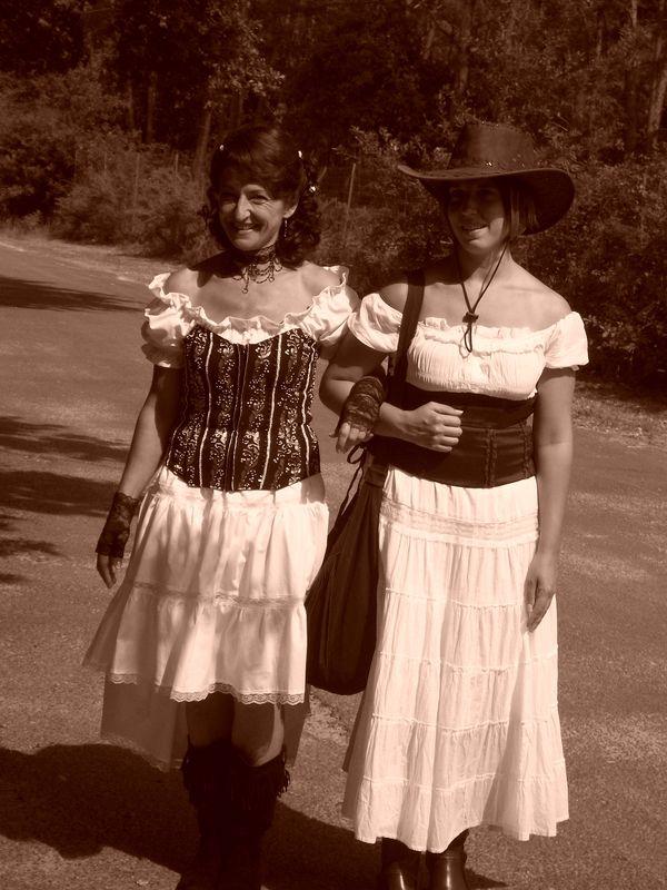 Robe De Mariee Western Photo De Ma Couture Le Monde De